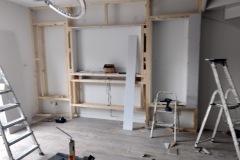cinewall opbouw fase Amsterdam